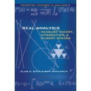Real Analysis by Elias M. Stein