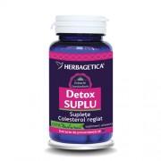Detox Suplu (60 cps.) - util in pierderea greutatii si scaderea colesterolului