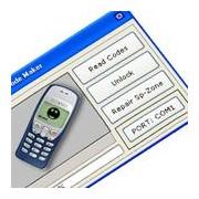 Alcatel OT320 XG1 Unlock Code Reader-Repairer