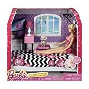Barbie - cfb60 - Doll House - Bedroom