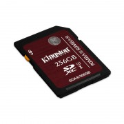 Card Kingston SDXC 256GB UHS-I U3