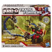 Kre-O Transformers Beast Hunters Mech Venom Strike Set (A2235) by Kre-O