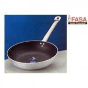Fasa padella bassa alluminio teflon 40 cm