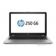Laptop HP 250 G6 1WY58EA, argintiu, layout tastatura maghiara