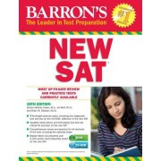 Barron's New SAT [With CDROM]