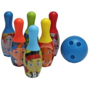 Jake and the Never Land Pirates Bowling Set