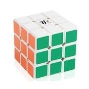 Dayan 5 ZhanChi 3x3x3 Speed Cube White