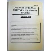 Journal of Roman Military Equipment Studies 1992: Vol 3 by M. C. Bishop