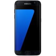 "Telefon Mobil Samsung Galaxy S7 Edge, Procesor Octa-Core 2.3GHz / 1.6GHz, QHD Super AMOLED Capacitive touchscreen 5.5"", 4GB RAM, 32GB Flash, 12MP, 4G, Wi-Fi, Dual Sim, Android (Negru) + Cartela SIM Orange PrePay, 6 euro credit, 4 GB internet 4G, 2,000 min"