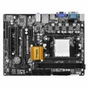 ASRock N68-GS4/USB3 Dual Core 2 Extreme/Core 2 Duo LGA 775 865 G/AMD ich5 Carte mère Micro ATX - Noir
