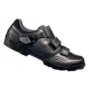 Pack Zapatillas Shimano M089 Negras + Pedales Shimano M520