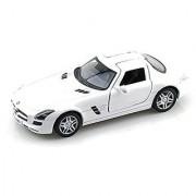 Mercedes-Benz SLS AMG 1 36 White