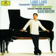 Tchaikovsky & Mendelssohn - First Piano Concertos (0028947429128) (1 CD)