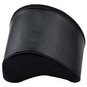 Flanger Contoured Guitar Cushion PU Leather Cover Built-in Sponge Soft Durable Portable Musical Instruments Accessories