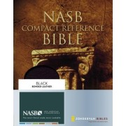 NASB Compact Reference Bible by Zondervan