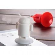 Figurka android s přísavkou, Barva Modrá