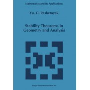 Stability Theorems in Geometry and Analysis by IU.G. Reshetniak