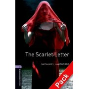 The Oxford Bookworms Library: Level 4: The Scarlet Letter: 1400 Headwords by Nathaniel Hawthorne