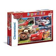 Clementoni 26953 - Puzzle Cars, 60 Pezzi, Multicolore