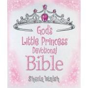 God's Little Princess Devotional Bible by Sheila Walsh