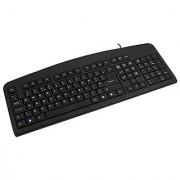 Genuine Dell Black USB Latin / Spanish Keyboard KHCC7 / D/PN 0KHCC7 KB212-B
