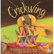 Crickwing by Janell Cannon