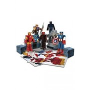 Avengers Rassemblement Set Papercraft Hydra Battle Heroes Pack