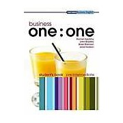 Business one:one. Student's Book. Pre-Intermediate