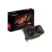 Gigabyte GV-RX460WF2OC-2GD - OC Edition - carte graphique - Radeon RX 460 - 2 Go GDDR5 - PCIe 3.0 x8 - DVI, HDMI, DisplayPort