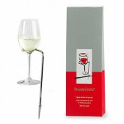 Steady Sticks Wine Glass Holders [2 pack]