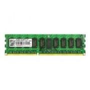 Transcend - DDR3 - 8 Go - DIMM 240 broches - 1333 MHz / PC3-10600 - CL9 - mémoire enregistré - ECC