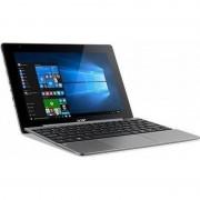 "Tableta Acer Switch 10V SW5-014, 10.1"", 64GB Flash, 2GB RAM, Wi-Fi, 4G, Windows 10 Pro, Silver"