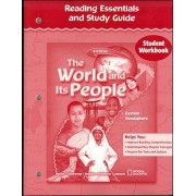 The World and Its People: Eastern Hemisphere, Reading Essentials and Study Guide, Student Workbook by McGraw-Hill Education