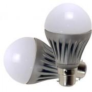 9 -Watt LED Bulb (Pack of 2 Cool Day Light)