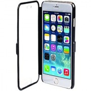 Krusell Donso ViewCase for iPhone 6 - Black