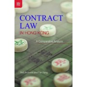 Contract Law in Hong Kong - An Introductory Guide by Michael Fisher