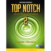 Top Notch 2 with ActiveBook and MyEnglishLab by Allen Ascher