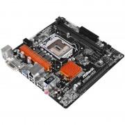 MB, ASRock B150M-HDS /Intel B150/ DDR4/ LGA1151/ mATX (B150M-HDS_3Y)
