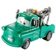 Disney/Pixar Cars Color Changers Brand New Mater Vehicle [Teal to Green] 1:55 Scale (Discontinued by manufacturer)