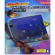 GeoSafari Knowledge Pad CD Rom Learning Game Grades 3 and Up 086002903011
