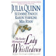 The Further Observations of Lady Whistledown by Suzanne Enoch