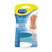 Scholl Velvet Smooth Nail Care Lime