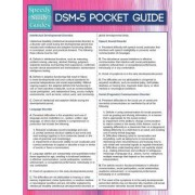 Dsm-5 Pocket Guide (Speedy Study Guides) by Speedy Publishing LLC