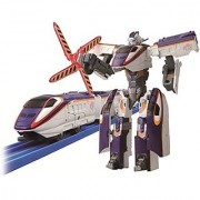 Japan Toy Car Model - Plarail Shinkansen Deformation Lobo Shinkarion E3 Wings Flare Wing *AF27*