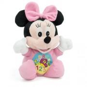 Minnie Mouse - Barriguita luminosa con voz, 12 x 22 x 15 cm (Clementoni 17-65019)