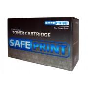 SAFEPRINT 6102025089 - Tóner para impresoras láser (5000 páginas, Negro, HP Color LaserJet CP3520, CP3525x)