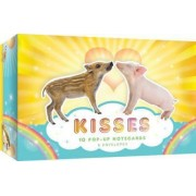 Kisses Pop-Up Notecards by Chronicle Books