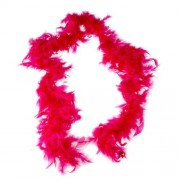 Feather Boa/Hot Pink