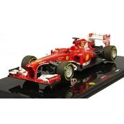 FERRARI F.ALONSO 2013 N.3 WINNER CHINESE GP 1:43 Hot Wheels Formula 1 modello modellino die cast