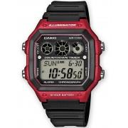 Ceas barbatesc Casio AE-1300WH-4AVEF Collection Cronograf 10 ATM 42 mm